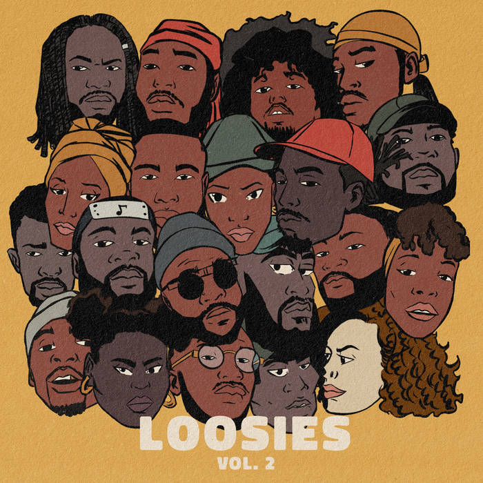 Listen: The Loosies Project – Vol 1 & 2
